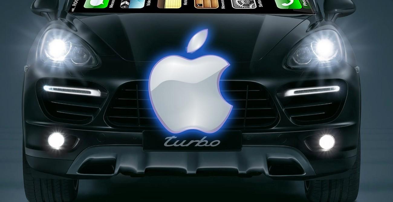 抢占未来 苹果的自动驾驶靠什么?