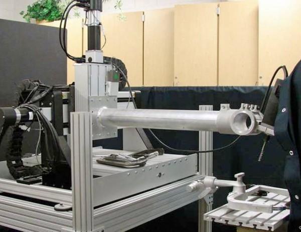 科学家发明出有触感能自愈的机器人皮肤