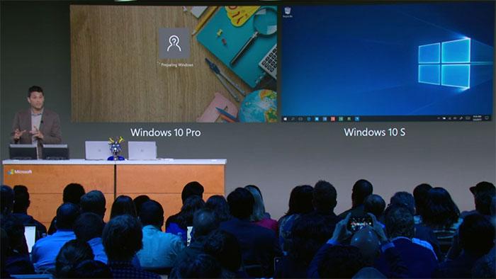 微软发布的Windows 10 S系统是什么鬼?