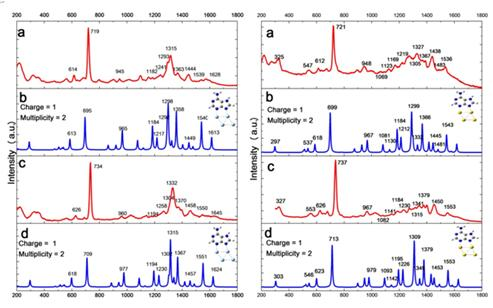 金银纳米材料表面增强拉曼光谱研究取得最新突破