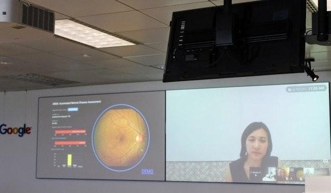 谷歌人工智能可快速辨别糖尿病视网膜病变还可检测乳腺癌