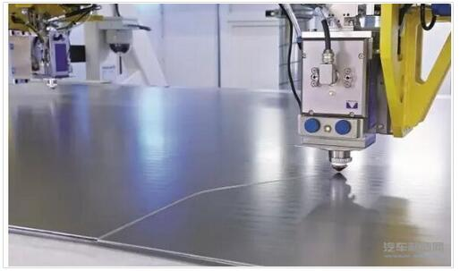 激光技术在汽车主机厂应用