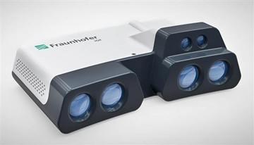 游戏规则改变者:新型红外3D扫描仪