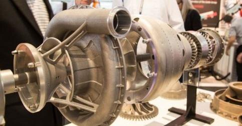 其应用对象就是制造航空发动机涡轮盘[2].