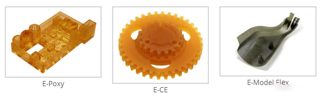 EnvisionTEC推出新款DLP 3D打印机和7种新材料