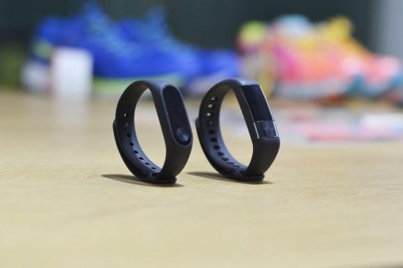 华米AMAZFIT米动健康手环对比小米手环2评测:心脏监测比运动计步更重要!
