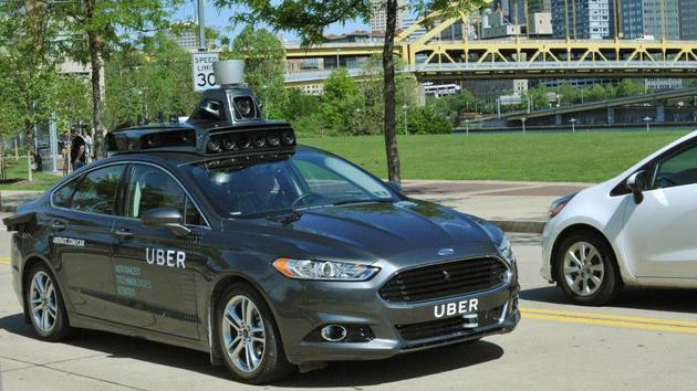 Uber在加拿大组建人工智能团队,加强无人驾驶研究