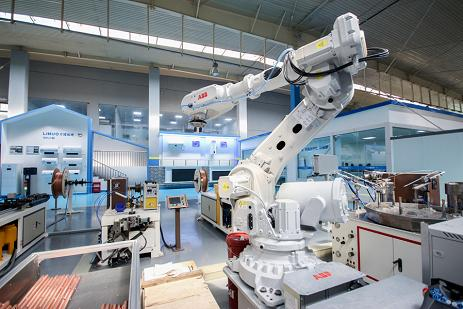 两个维度看力诺瑞特新能源智能互联工厂