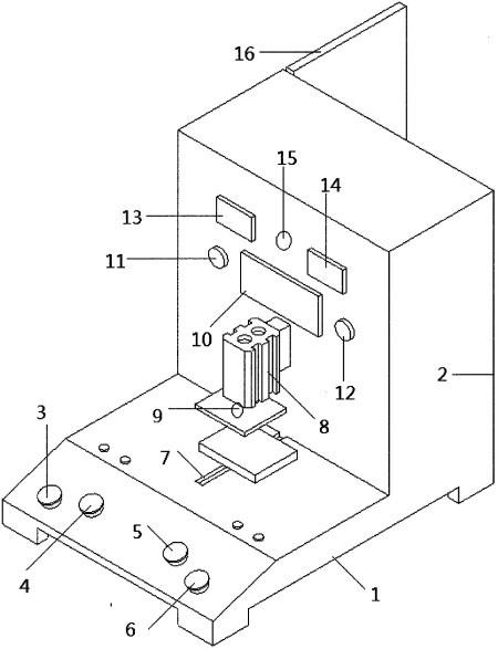 【仪表最新专利】高效智能燃气表机芯试漏检测装置