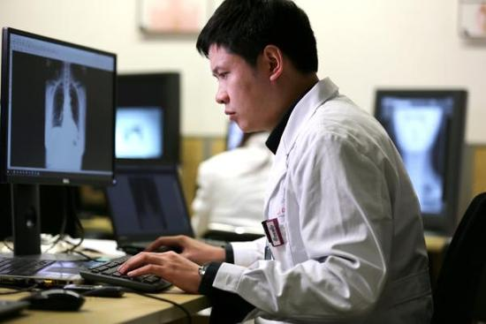 借助人工智能诊断肺癌可弥补医疗资源不足