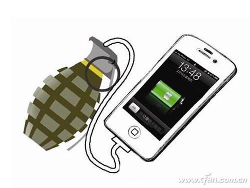 """""""钱景""""无限好?共享充电宝背后有哪些安全隐患"""