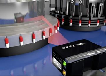 堡盟零件检测创新技术: PosCon光切传感器