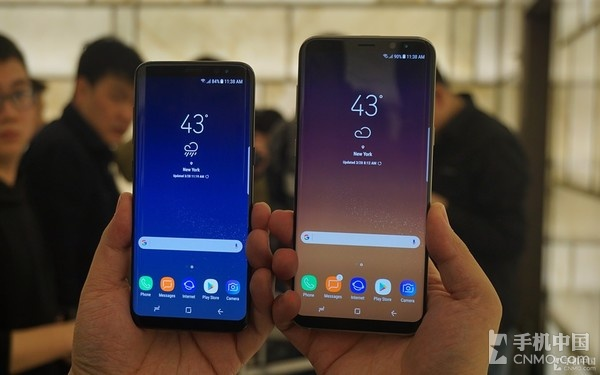 三星为Galaxy S8推出专用充电宝