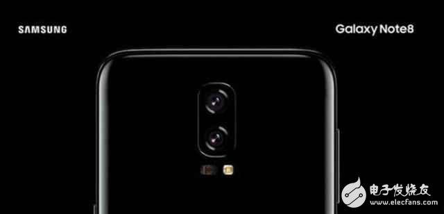 三星Note8最新消息:顶级索尼图像传感器 双摄像头