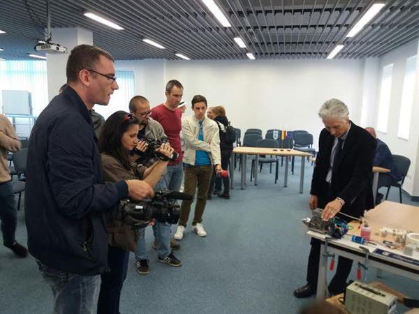 罗马尼亚大学正式对外发布3D打印飞机引擎