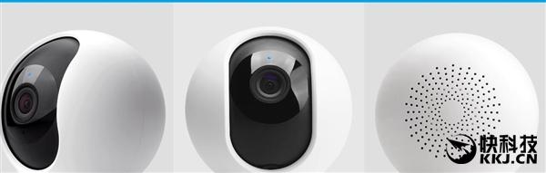 小米智能家居新品不断:米家再添智能摄像机云台版