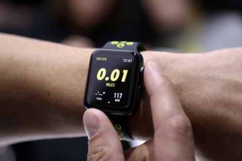 有了这款传感器,Apple Watch不再是可有可无的装饰?