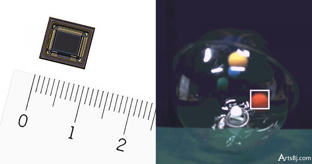 索尼开发1MP堆栈式传感器