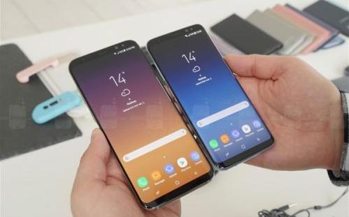 三星:Galaxy S8系列手机全球已售出500万部