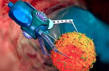"""超灵敏纳米探测装置能""""听""""到细胞跳动"""
