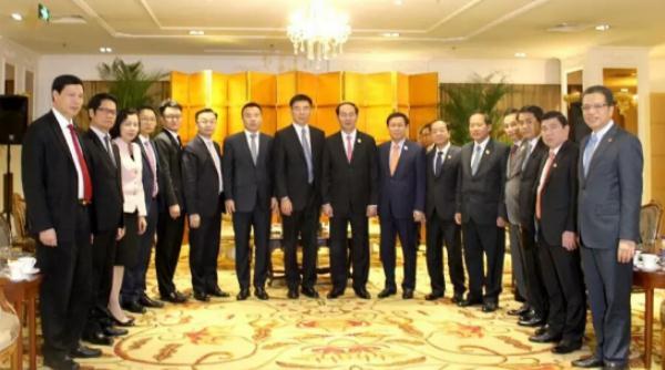 """中兴张振辉:继续加大5G投资 """"一带一路""""利好海外业务拓展"""