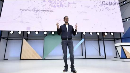 谷歌欲利用AI引领下一个大时代?