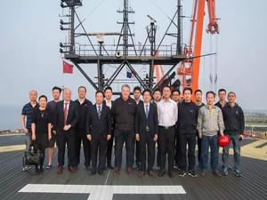 亨通成功完成5000米水深海底光缆测试
