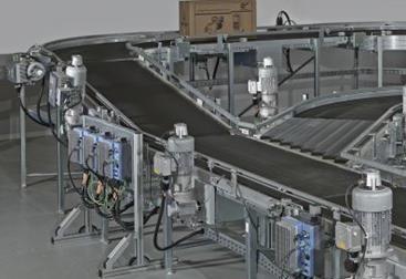 诺德推出NORDAC LINK系列现场分布式系统