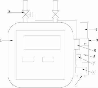 【仪表专利】一种防燃气泄露的智能燃气表