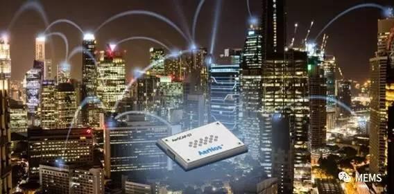AerNos发布智慧城市应用的纳米气体传感器
