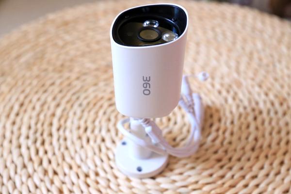 360智能摄像机防水版评测:室外安防有它就够了