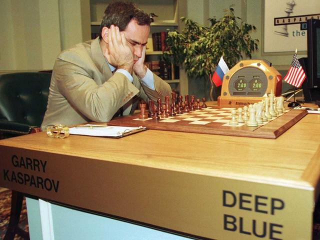 从人机大战历史看,柯洁对战AlphaGo胜算几何?