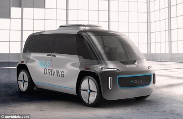 自动驾驶汽车也能供用户DIY!