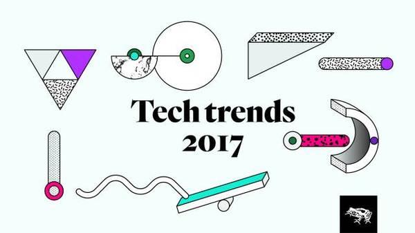 15个新科技将在2017年大爆发,人工智能只是冰山一角