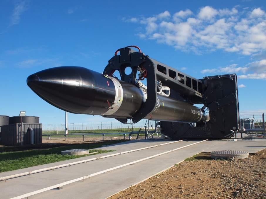 Rocket Lab本周将首次发射带有3D打印引擎的Electron火箭
