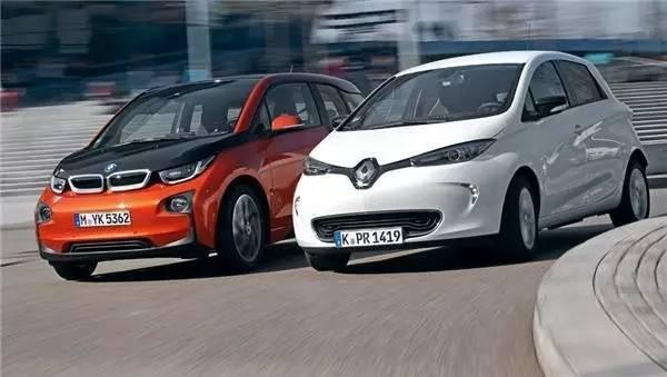 德国4月电动车销量暴增134% 宝马i3累销称冠