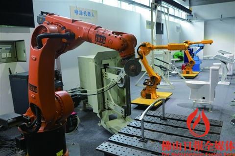 3项工业机器人标准填补国内空白