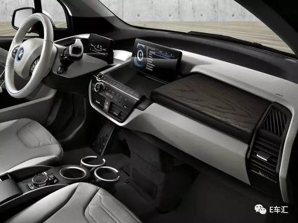 试驾宝马i3升级款