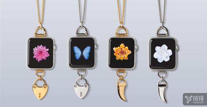 盘点:Apple Watch有多种穿戴方式 例如这六种