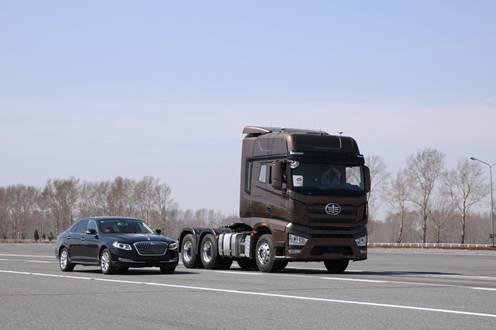 国内5款无人驾驶卡车 你更看好谁?