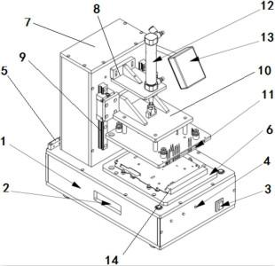 新专利:一种智能电表PCBA自动测试装置