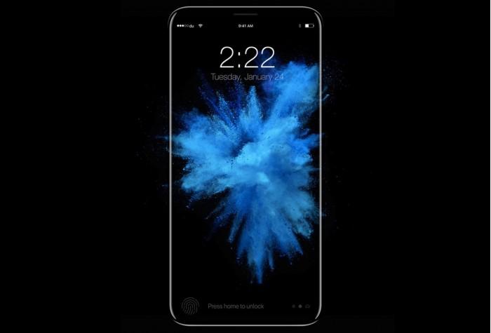 iPhone8将采用屏下TouchID配光学指纹传感器