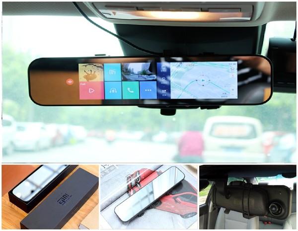 """70迈智能后视镜:照亮汽车的每一寸""""盲区"""""""