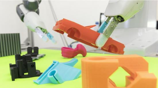 加州伯克利研发出史上最灵活的机器人手