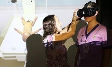 VR技术纳入助产士训练可降低孕妇和婴儿的死亡率