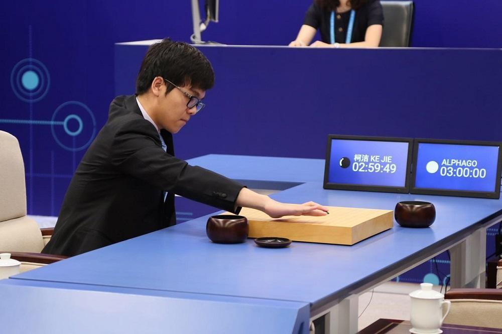 AlphaGo让中国棋手和研究者对人工智能更乐观
