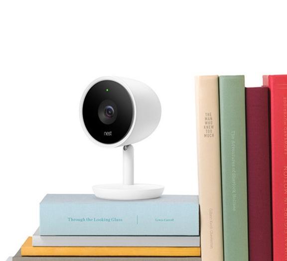 Nest发布监控摄像头Cam IQ 可拍4K视频