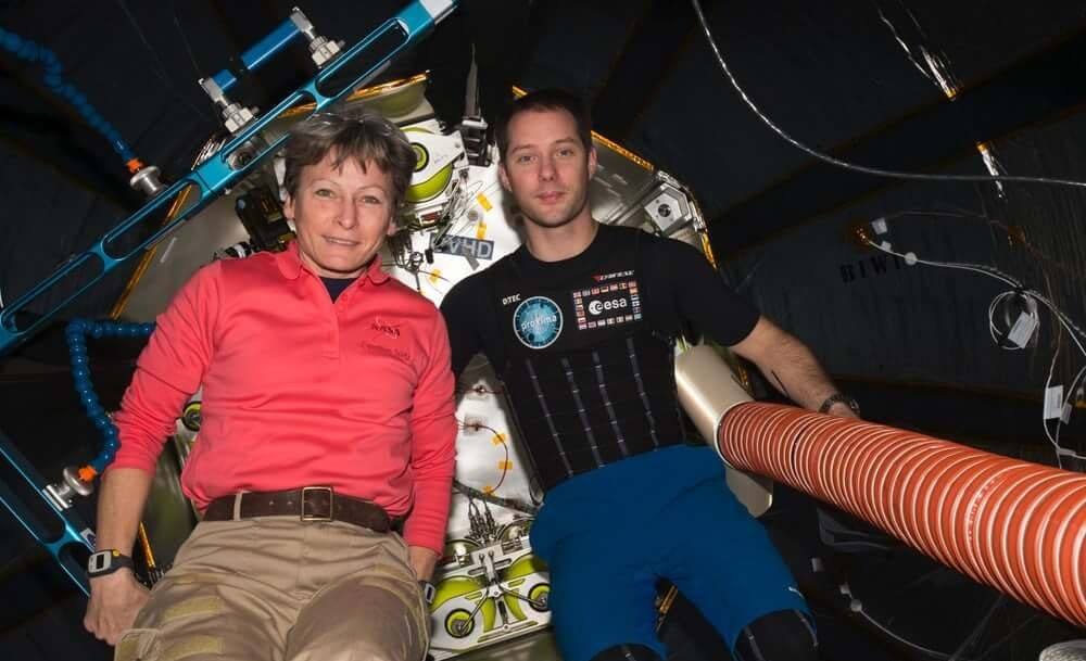 NASA正在太空中首个充气式太空舱上3D打印辐射防护屏