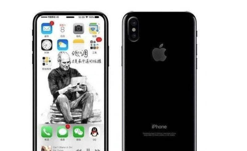 富士康内部消息: iPhone8确认搭载屏幕内指纹 摄像头传感器嵌入屏幕