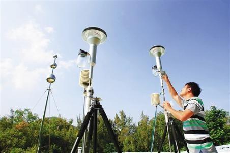 世界环境日:环境监测仪器让市民大开眼界